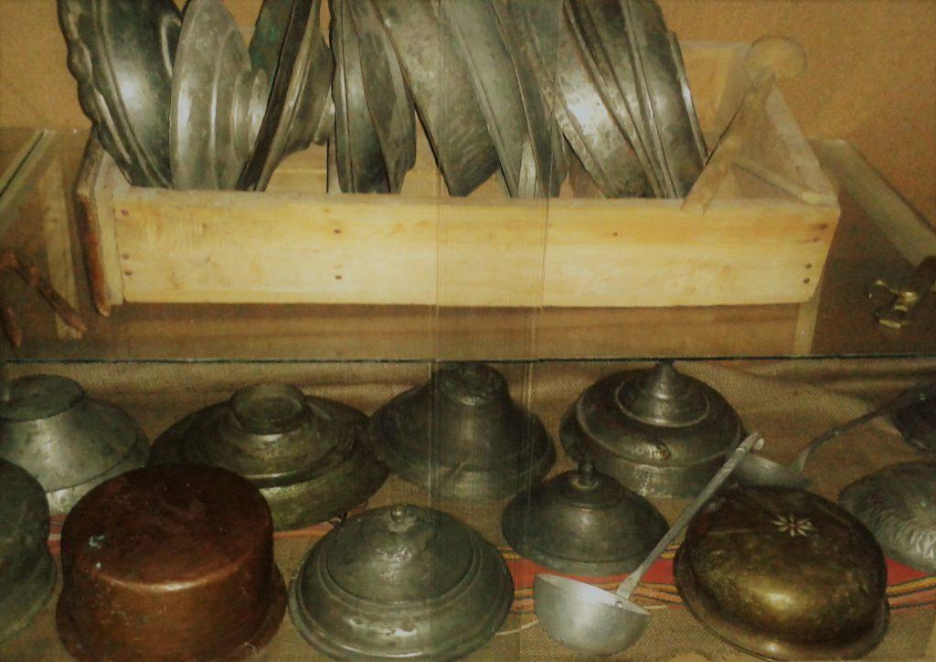 Museum Filia Altes Zinngeschirr
